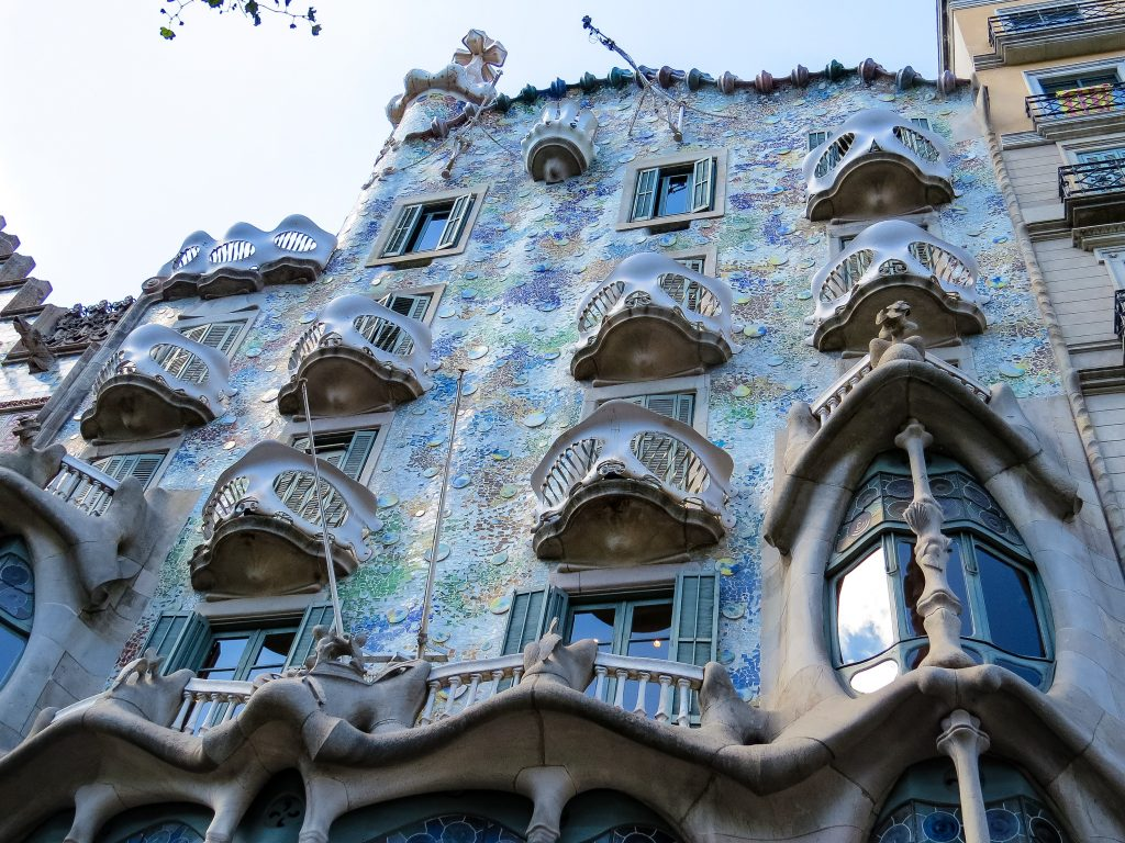 Casa Batllo Spanish architecture Barcelona Guide
