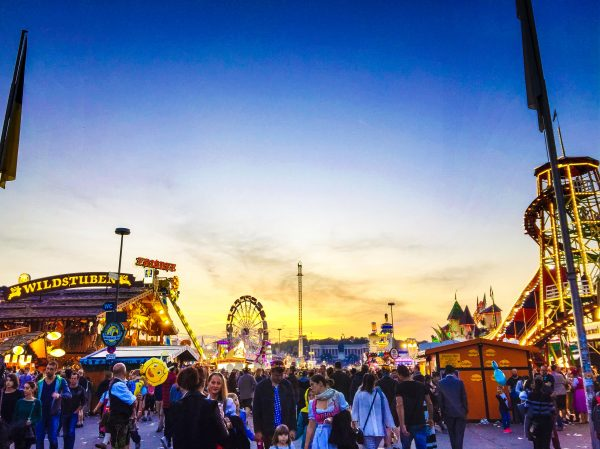 The Clumsy Traveler Guide to Oktoberfest