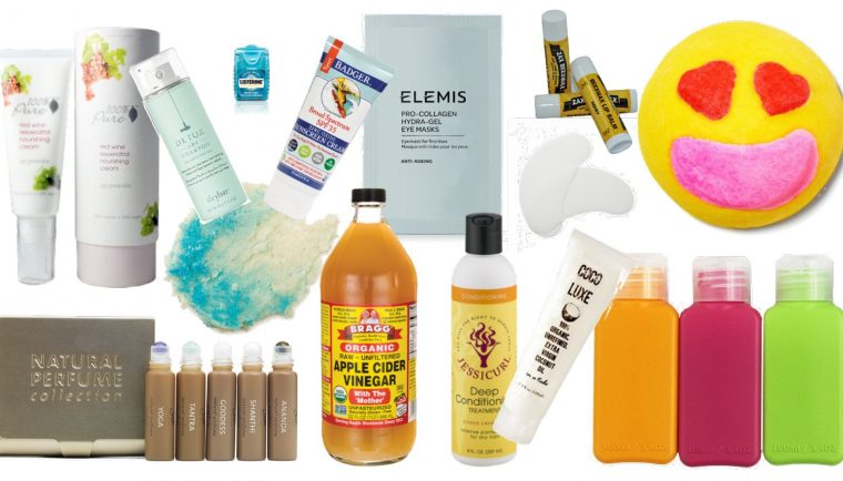 Toiletries You Absolutely Need When You Travel; The Clumsy Traveler Packing Guide Collage